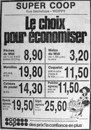 Journaux 1976