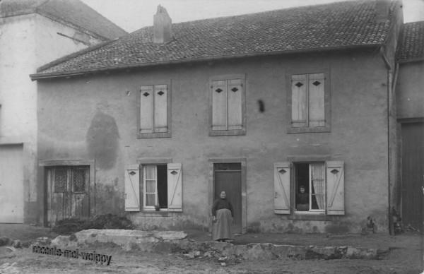 Maison neuve for Facade maison 1930